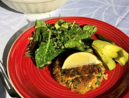 Easy & Delicious Fish Burgers with Herbs